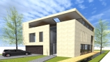 rendering architect (dakopbouw)
