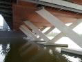 Veersche Poort - detailfoto V-kolommen