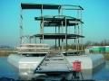 Veersche Poort - staalconstructie waterwoning