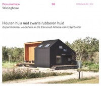 Rubber House in ArchitectuurNL #01/2012