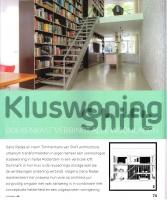 Vertical Loft van Shift in ArchitectuurNL 07/12
