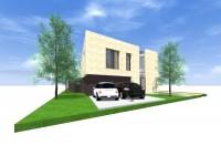Nieuwbouw villa - constructief ontwerp