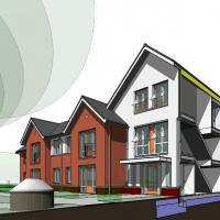 woonzorgcentrum Vroomshoop - technisch ontwerp 22 passiefbouw appartementen